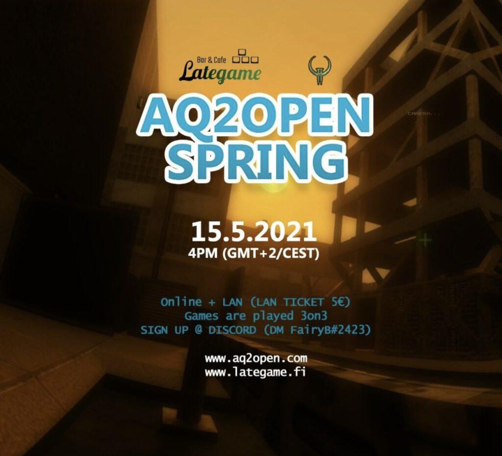 aq2 turnaus