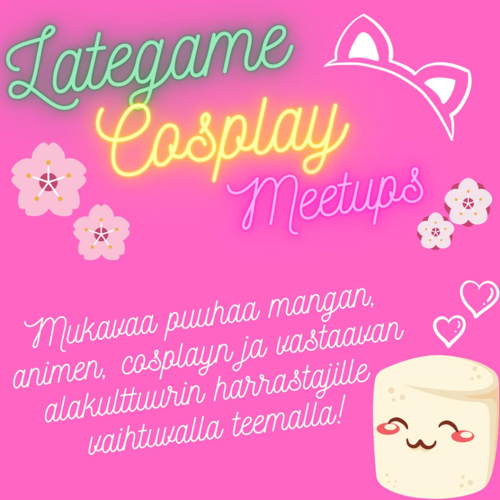 cosplay tapahtuma